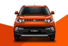 2016-mahindra-s101-kuv100-orange-front