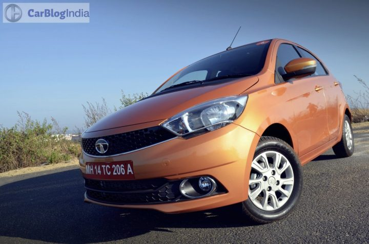 Most Fuel Efficient Petrol Cars in India tata tiago
