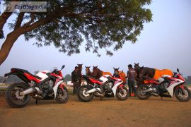 Honda Big Bike Owners in India