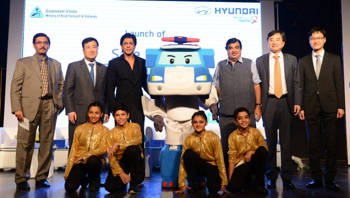 Hyundai Corporate Social Responsibility - Safe Move-Traffic Safety
