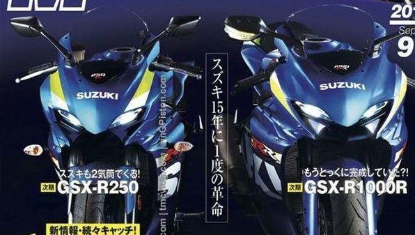 Bikes at Auto Expo 2018 - Suzuki Gixxer 250