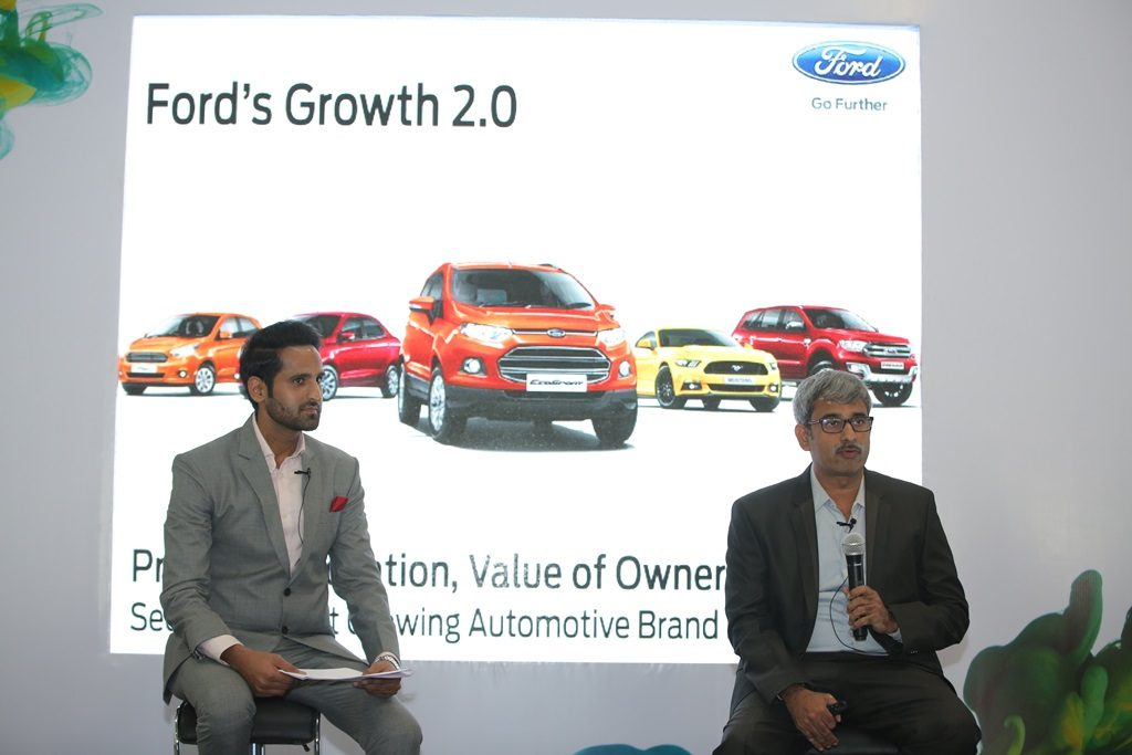 ford cars maintenance cost india
