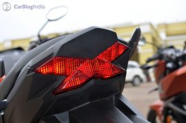 Honda CB Hornet 160R vs Suzuki Gixxer vs Yamaha FZ-S comparison Hornet gets LED taillamps