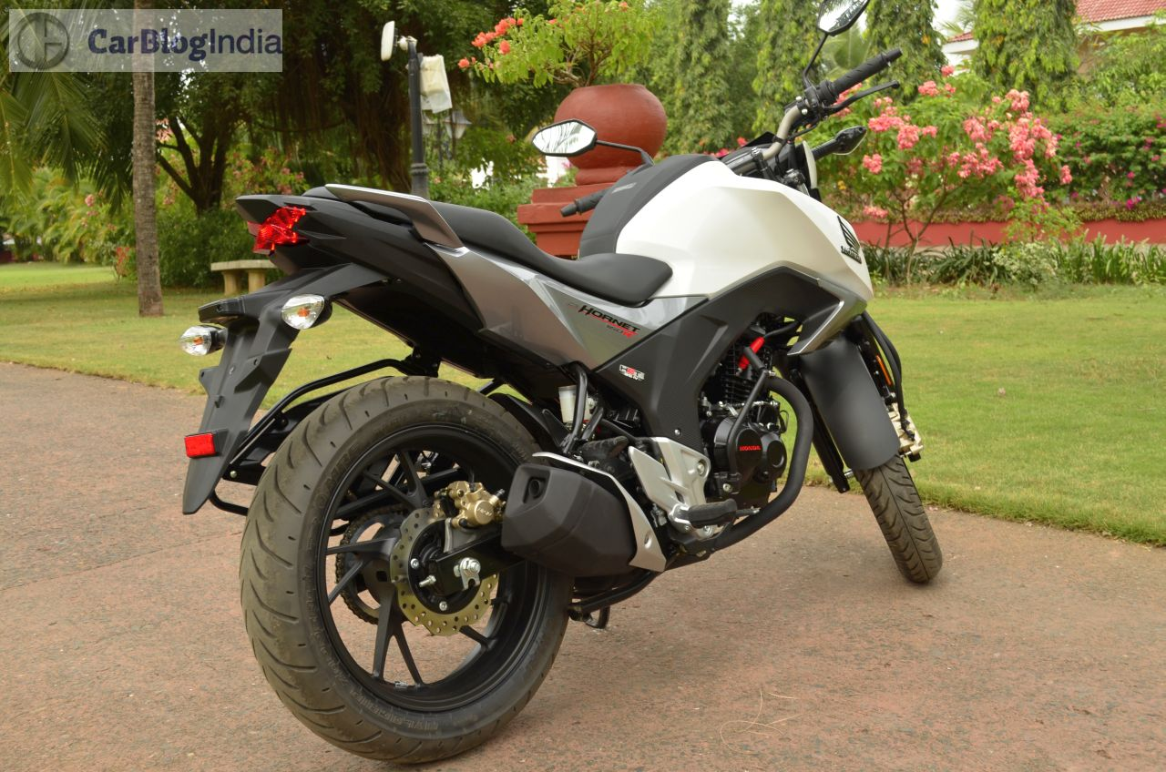 Honda Cb Hornet 160r Price Launch Mileage Review