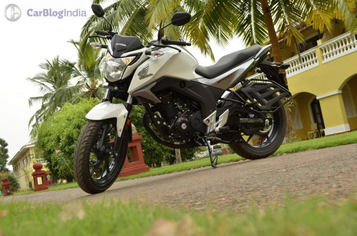 Best Bikes in India Under 1 lakh Price, Images, Specifications - honda cb hornet 160r
