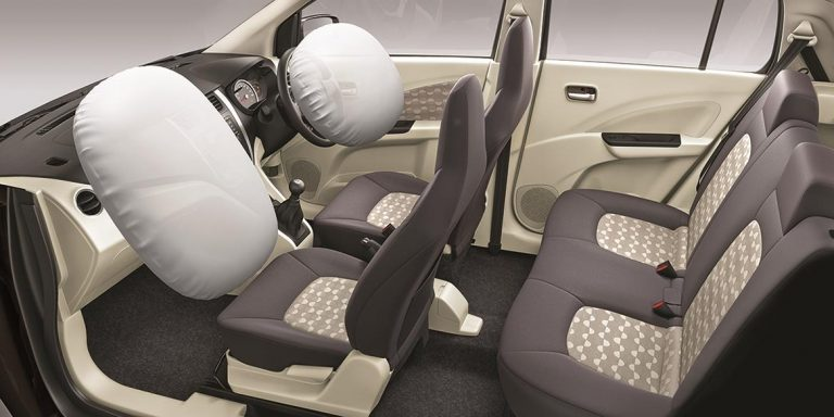 Maruti Celerio Gets ABS & Airbags