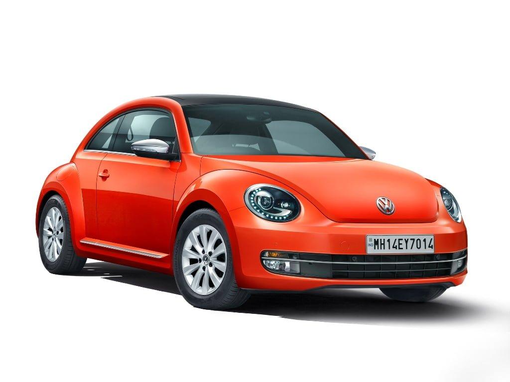 new volkswagen beetle india launch price pics. Black Bedroom Furniture Sets. Home Design Ideas