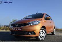 tata zica review front quarter