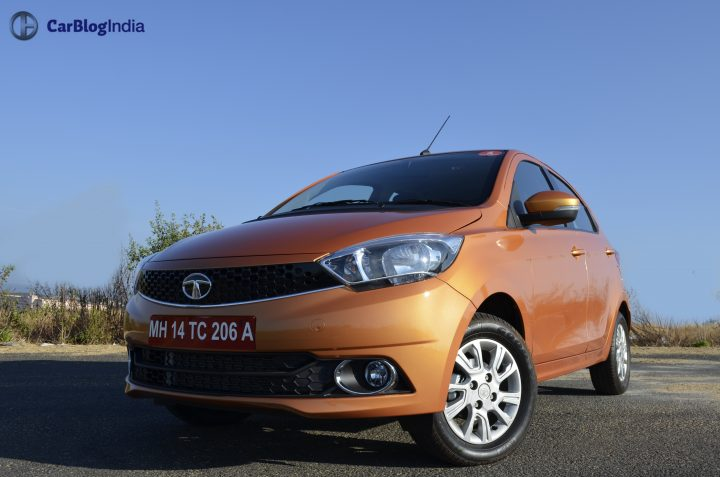 tata zica test drive review front quarter