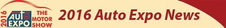 2016 Auto Expo News