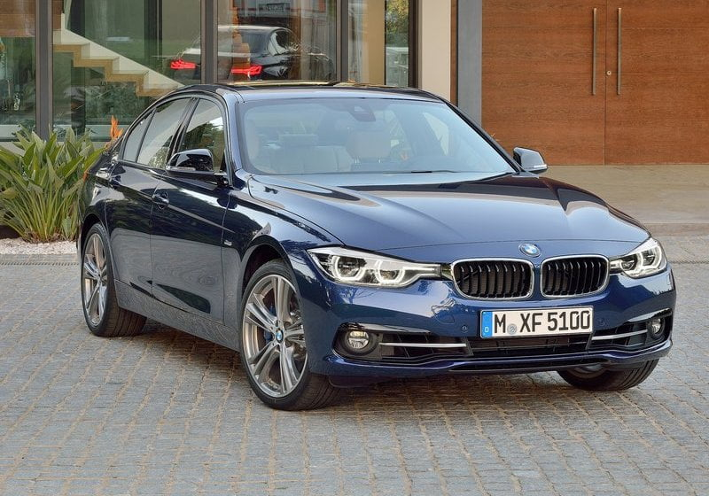 New 2016 Bmw 3 Series India Price Specifications Pics