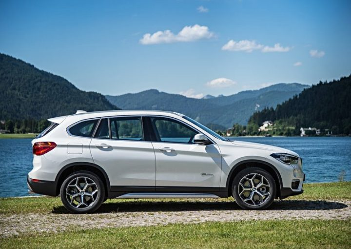 2016 Bmw X1 Official Images 2 Carblogindia