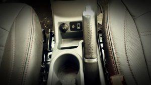 2016 ford ecosport review interior handbrake lever