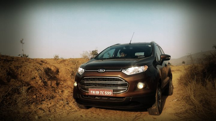 Ford EcoSport Recall - 2016 Ford EcoSport Review Photos Front