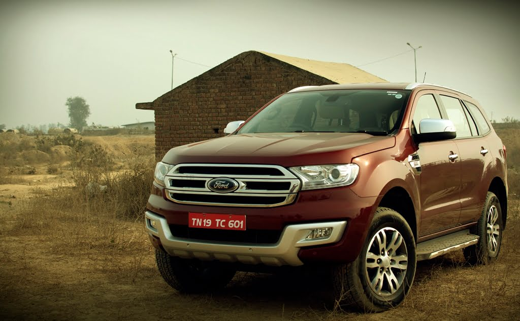 New Ford Endeavour India Review, Launch, Price, Features