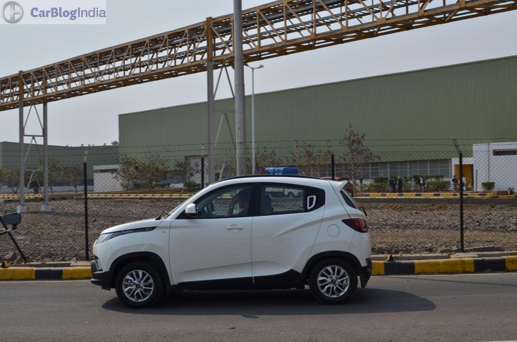 Maruti Ignis vs Mahindra KUV100 Comparison Price, Specs, Features
