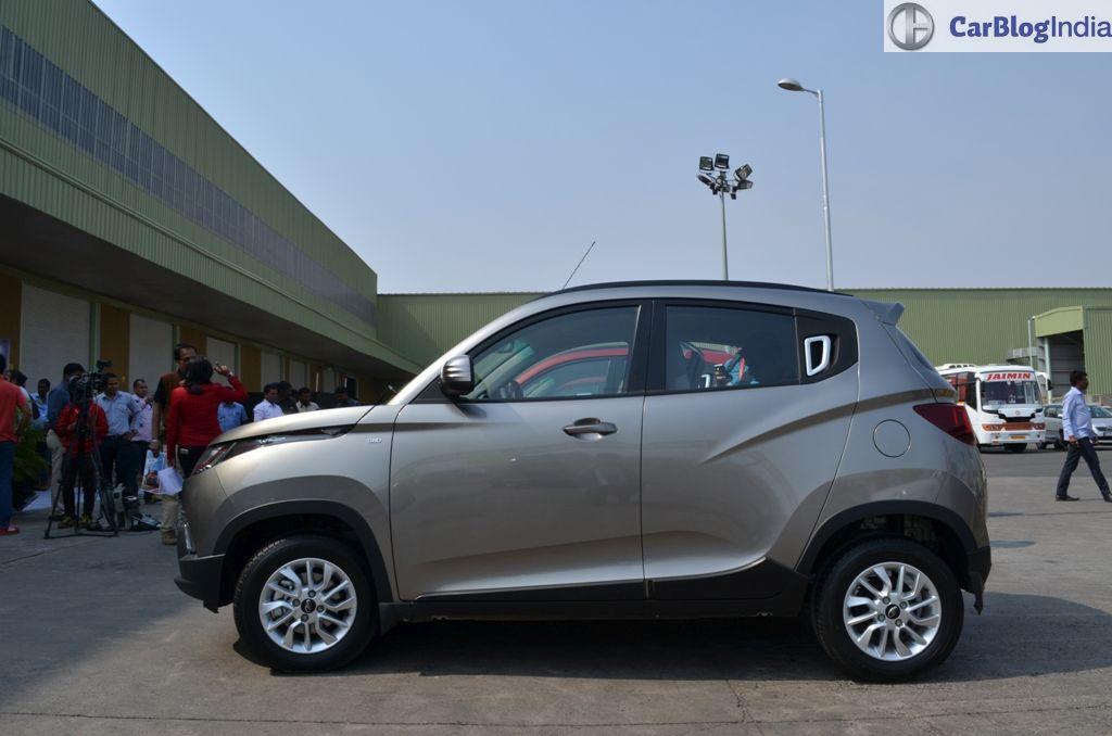 Mahindra Kuv100 Test Drive Review Interior Price Specs