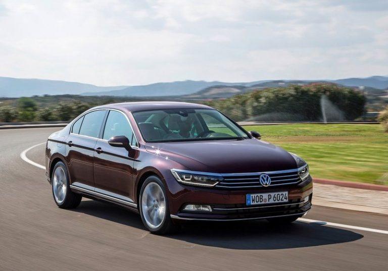 Volkswagen Drops Passat from India Website; BS-6 Passat in the Pipeline!