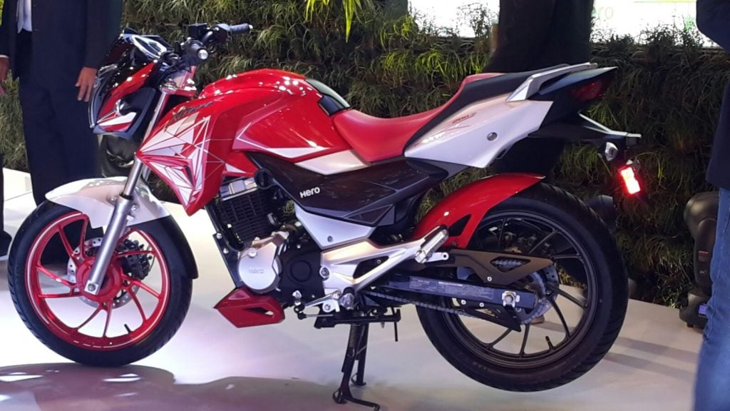 Upcoming New Bikes in India in 2017, 2018 - Hero Xtreme 200S