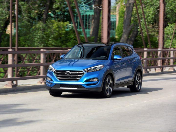 New Hyundai Tucson 2016 India Launch Pics