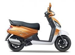 Mahindra Gusto 125cc price, images