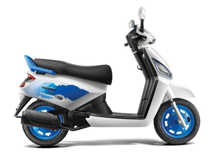 White  Suzuki Xl