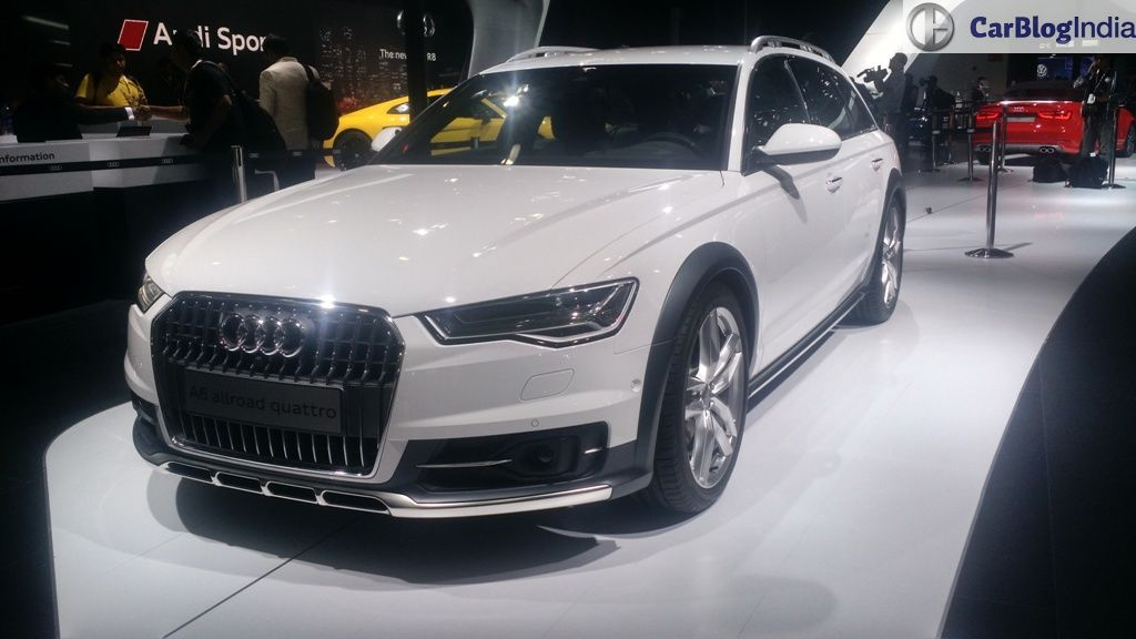 Audi A Allroad Auto Expo on Audi Rs8