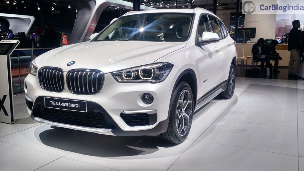 Bmw Cars At Auto Expo 2016 New 7 Series New X1 3 Series Facelift