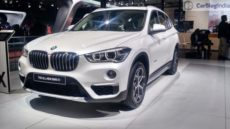 2016 BMW X1 Bookings Open