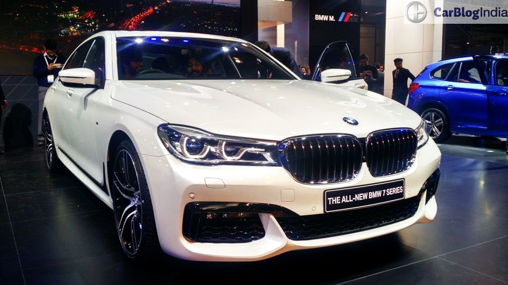 New 2016 Bmw 7 Series India Launch Price Review Features