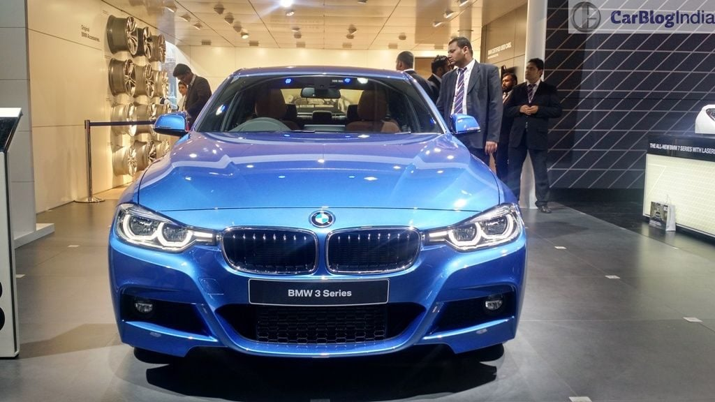 bmw cars at auto expo 2016 bmw-3-series-auto-expo-2016- (4)