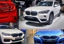 bmw cars at auto expo 2016