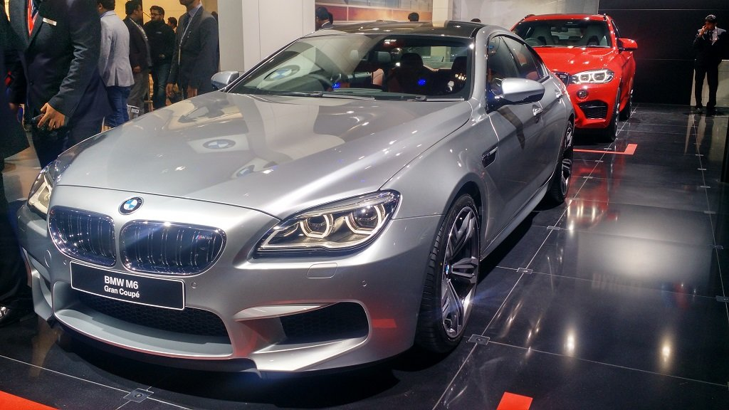 bmw cars at auto expo 2016 new 7 series new x1 3 series facelift. Black Bedroom Furniture Sets. Home Design Ideas