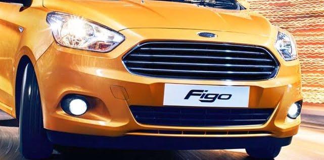 ford figo cross launch