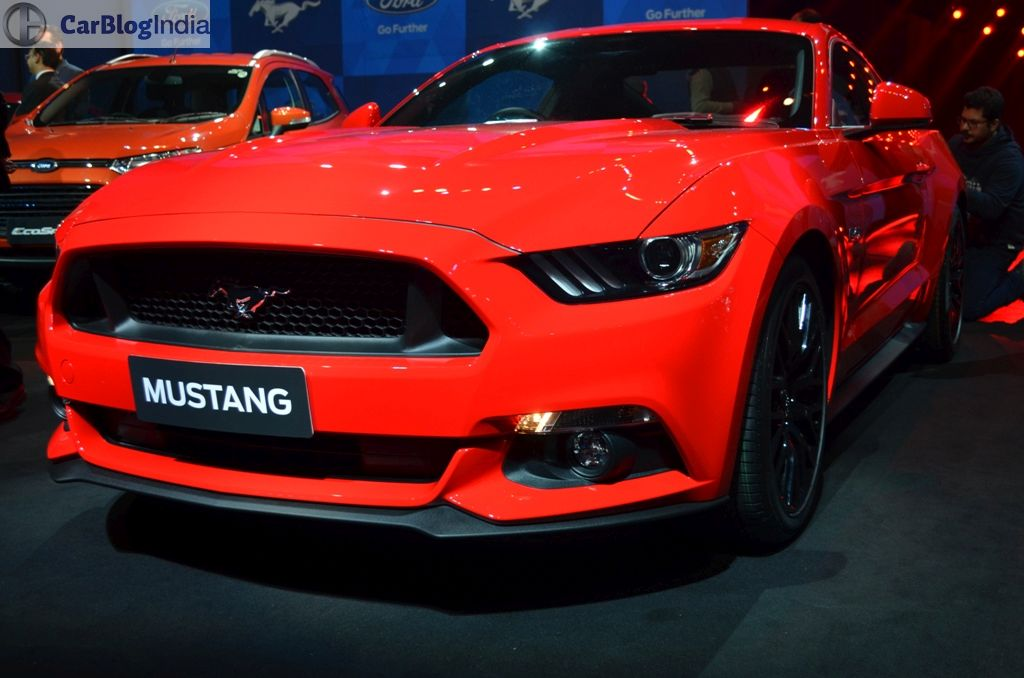 Ford Mustang Price In India Specifications Photos Video