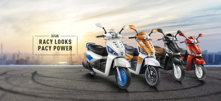 Best 125cc scooters in India
