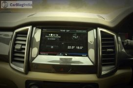 new ford endeavour photos interior features (5)