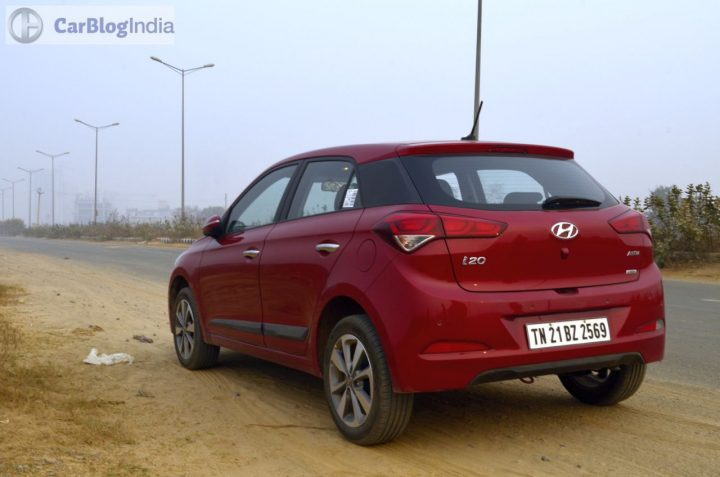 Hyundai Elite I20 Automatic Price In India Review