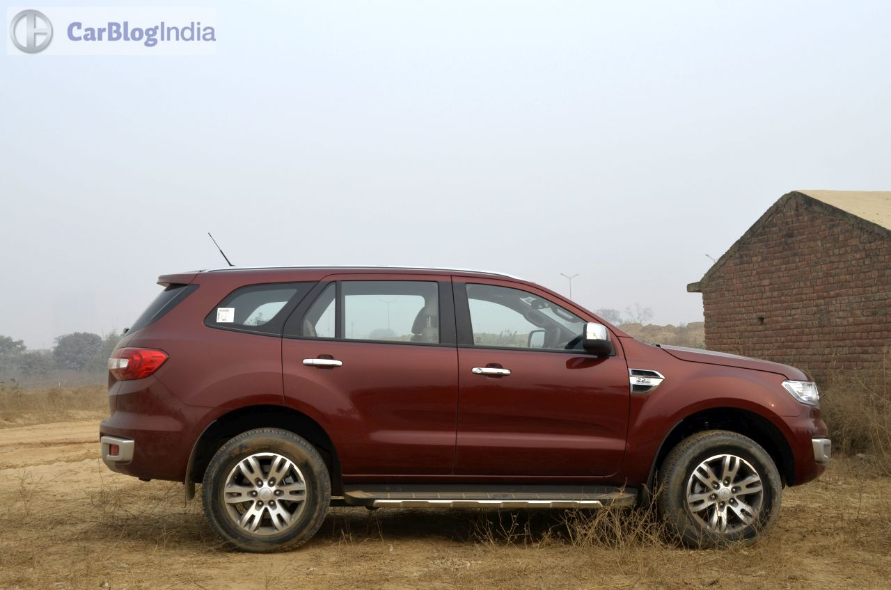 new ford endeavour india review launch price features