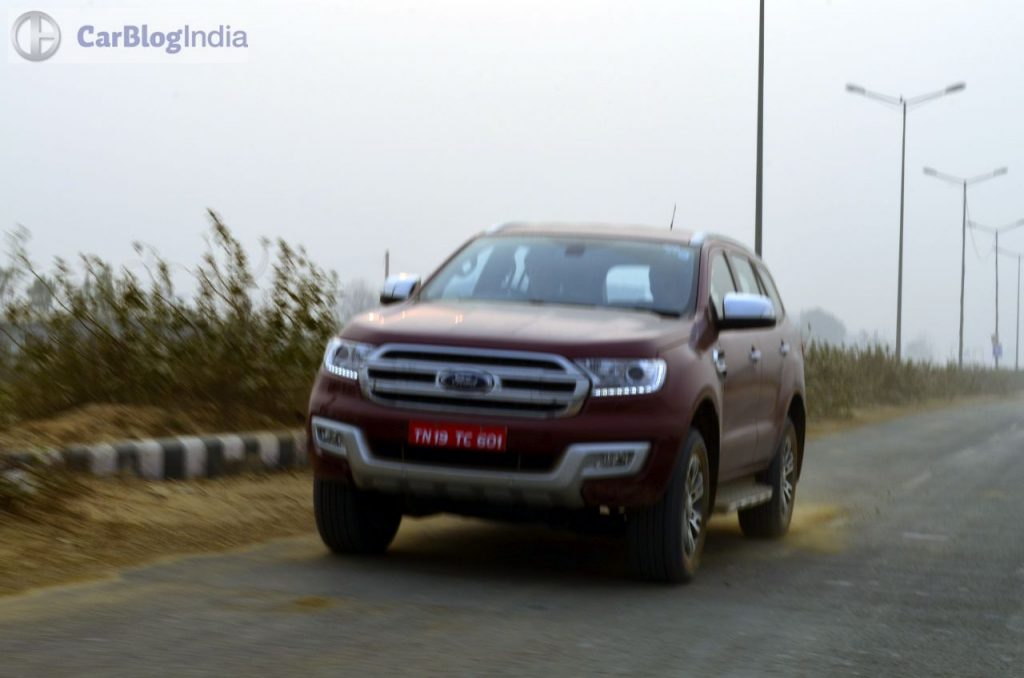 New Ford Endeavour Review Photos 79 Carblogindia