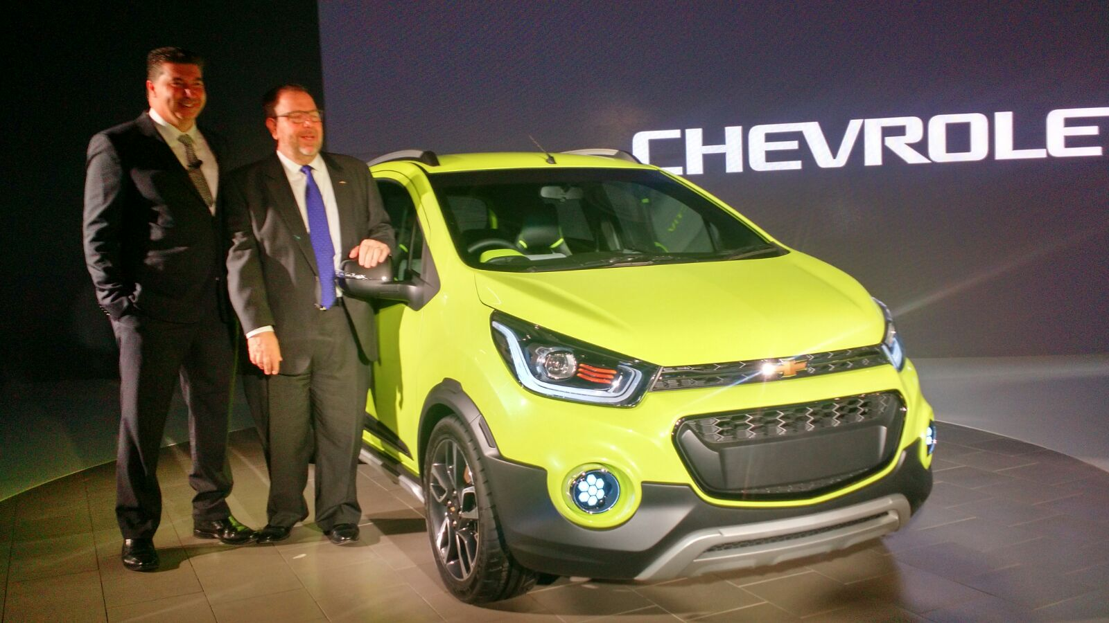 Chevrolet Cars At Auto Expo 2016