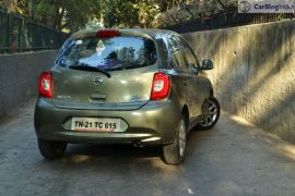 nissan-micra-cvt-long-term-review-rear-angle