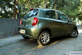 nissan-micra-cvt-long-term-review-rear-side-angle