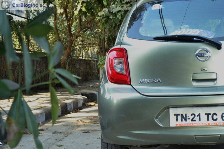 Long Term Report – Living With The Nissan Micra CVT