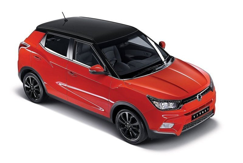 ssangyong tivoli india launch official-images (7)