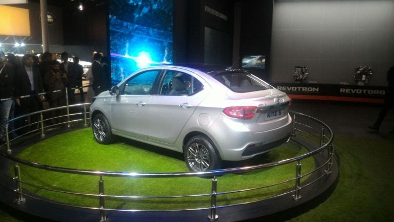 Tata Cars at Auto Expo 2016