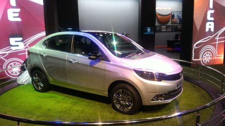 New and Upcoming AMT Cars in India 2016 Price, Specifications, Images tata kite 5 sedan