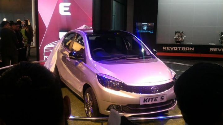 tata kite 5 launch date front image