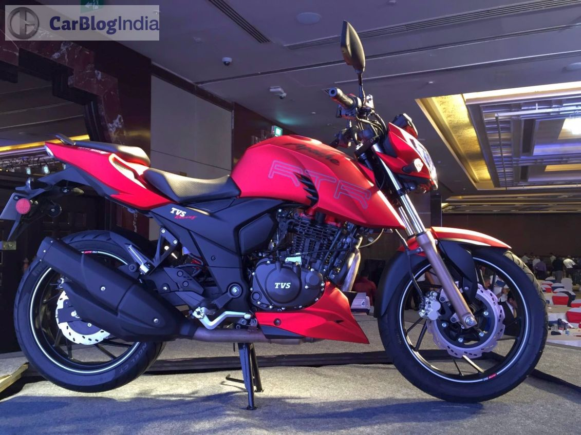 2017 tvs apache rtr 200 price, specifications, mileage, top speed