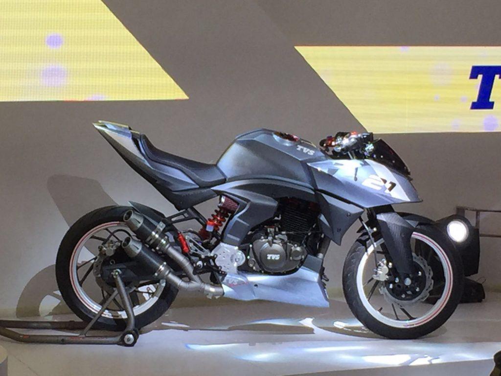 tvs-x21-concept-auto-expo-2016 tvs bikes at auto expo 2016